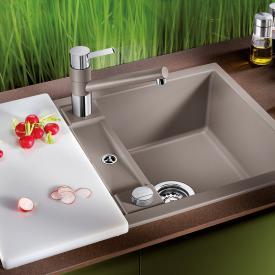 Blanco Metra 45 S Compact reversible sink tartufo