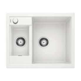 Blanco Metra 6 reversible sink white