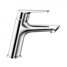 Blanco Newa basin mixer with waste set with pop-up waste set