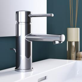 Blanco Nima single lever basin mixer with waste set