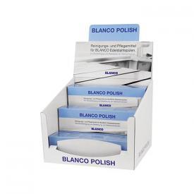 Blanco Polish counter display