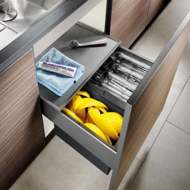 Blanco Select waste separation system with 2 bins without organisation drawer