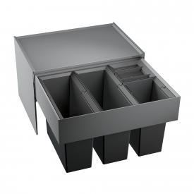 Blanco Select 60/4 waste separation system, 4 bins