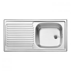 Blanco Top EES 8 x 4 reversible sink