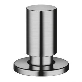 Blanco Comfort Universal round pull knob remote waste brushed stainless steel
