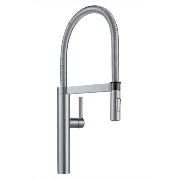 Blanco Culina-S single lever kitchen mixer stainless steel