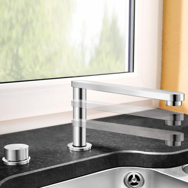 Blanco Eloscope-F II Mitigeur monocommande, pour montage devant fenêtre