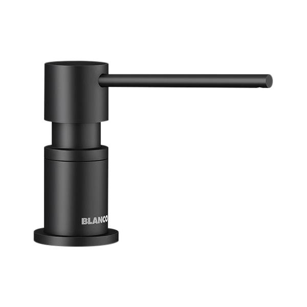 Blanco Lato washing-up liquid dispenser matt black