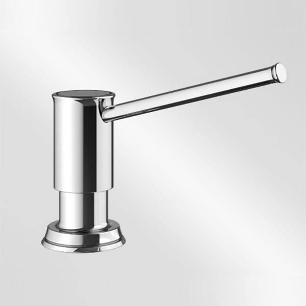 Blanco Livia washing-up liquid dispenser chrome
