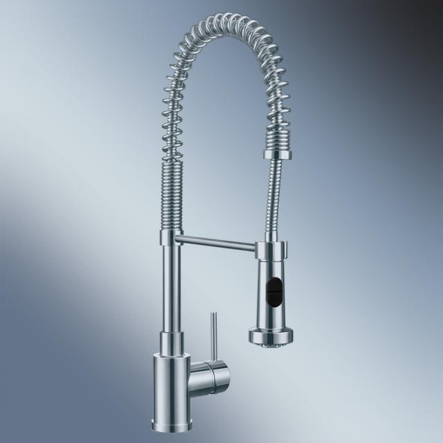 Blanco Master-S semi-professional, single lever kitchen mixer stainless steel