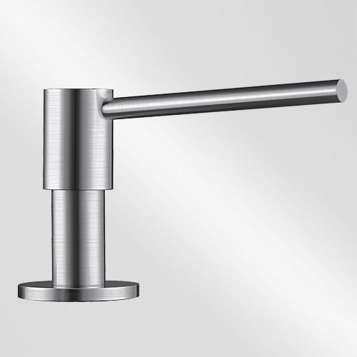 Blanco Piona washing-up liquid dispenser brushed stainless steel