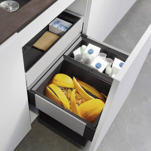 Blanco Select II waste separation system, for 60 cm undercounter unit
