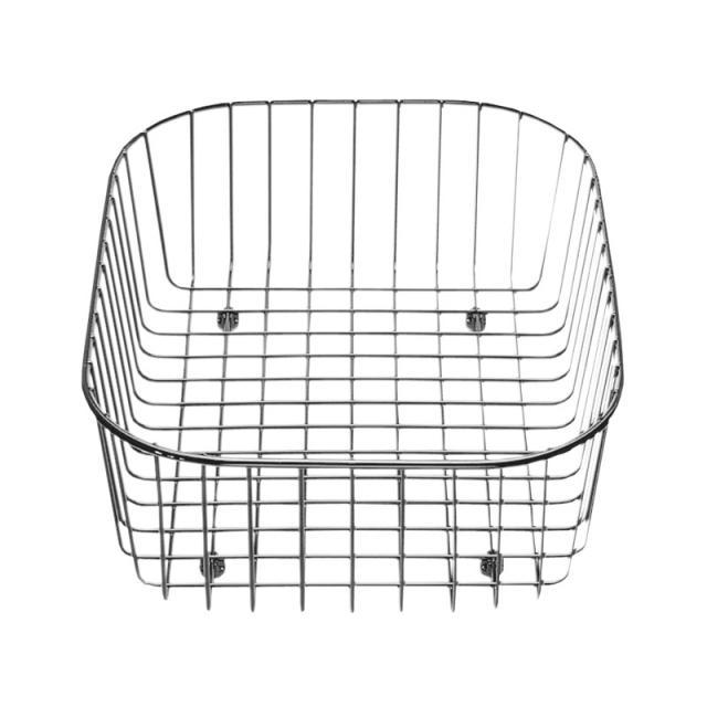 Blanco stainless steel crockery basket