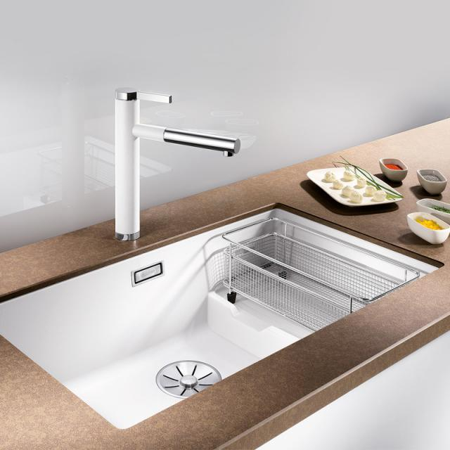 Blanco Subline 700-U Level sink white