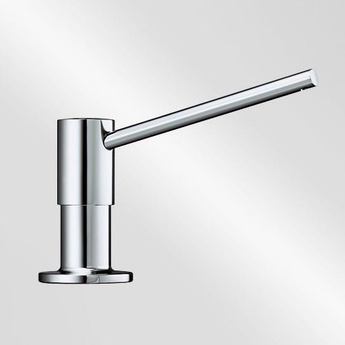 Blanco Torre washing-up liquid dispenser chrome
