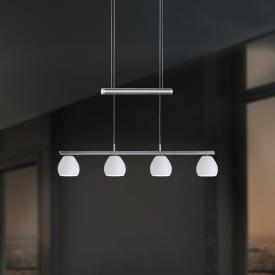 B-LEUCHTEN CALIENTE LED pendant light, 4 heads