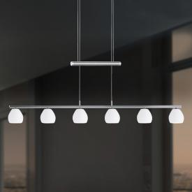 B.LEUCHTEN CALIENTE LED pendant light, 6 heads