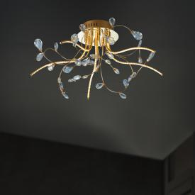 B-LEUCHTEN CRYSTAL LED ceiling light