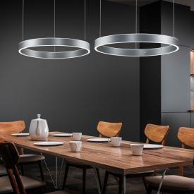 B-LEUCHTEN DELTA LED pendant light with dimmer