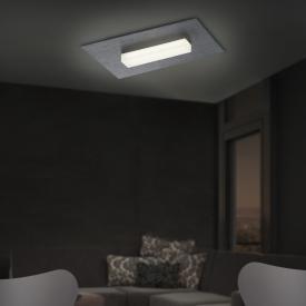 B-LEUCHTEN DOMINO L LED ceiling light, 1 heads