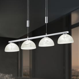 B-LEUCHTEN EBRO LED pendant light with dimmer