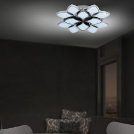 B-LEUCHTEN ROSE LED ceiling light with dimmer and CCT