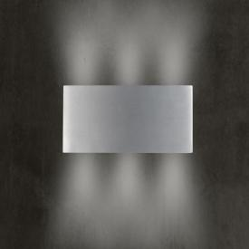 B-LEUCHTEN STREAM LED wall light, 6 heads