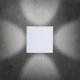 B-LEUCHTEN STREAM LED wall light, square