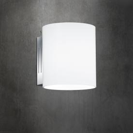 B-LEUCHTEN STRESA LED wall light, cylindrical