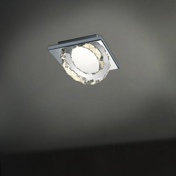 B-LEUCHTEN CASCADE LED ceiling light, 1 head