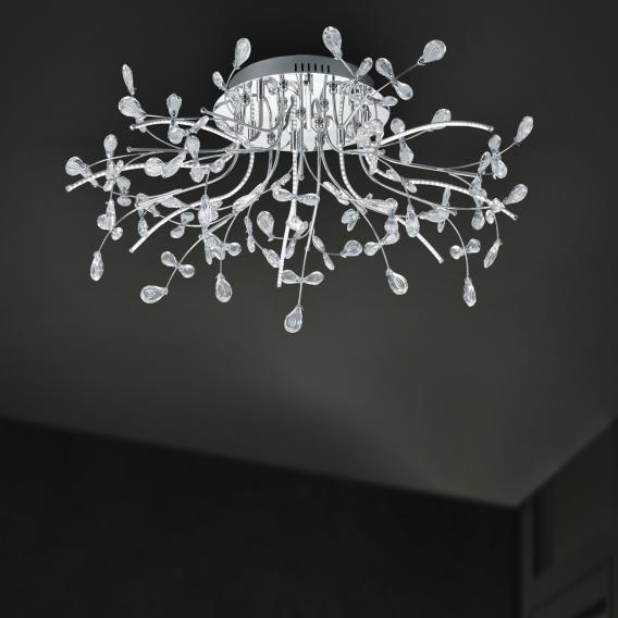 B-LEUCHTEN CRYSTAL LED ceiling light