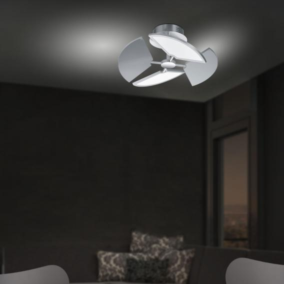 B-LEUCHTEN DIEGO LED ceiling light with dimmer and CCT