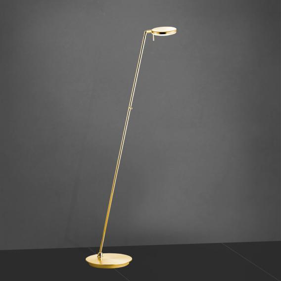B-LEUCHTEN OMEGA LED floor lamp with dimmer
