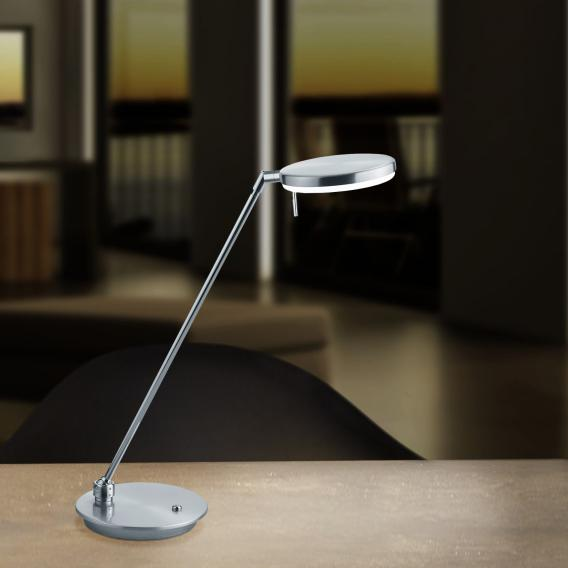 B-LEUCHTEN OMEGA LED table lamp with dimmer