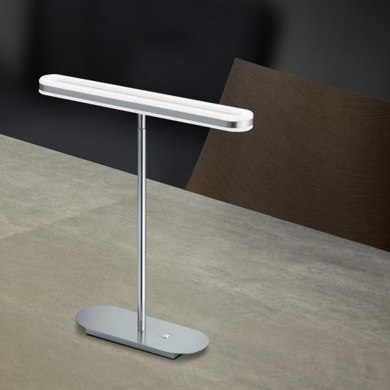 B-LEUCHTEN ONTARIO LED table lamp with dimmer
