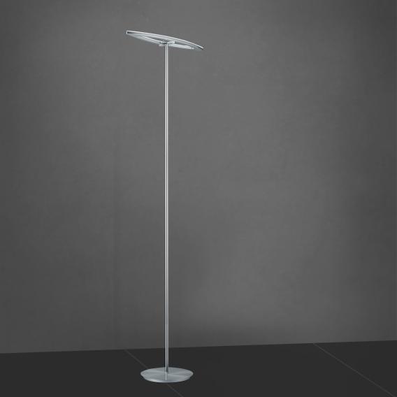 B-LEUCHTEN RIVER LED floor lamp with dimmer