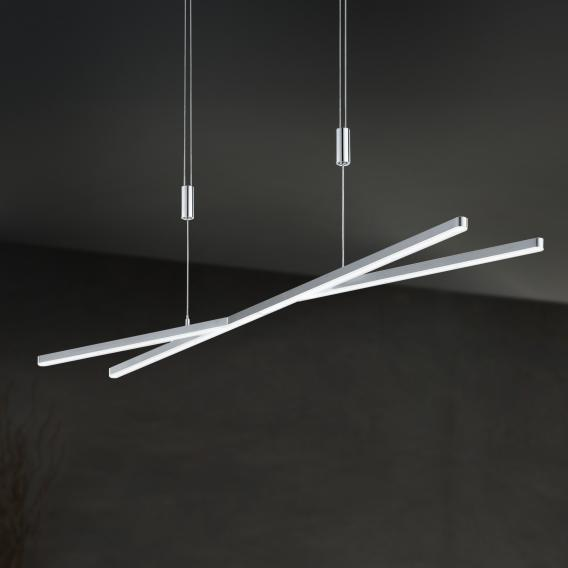 B-LEUCHTEN X-LINE LED pendant light with dimmer