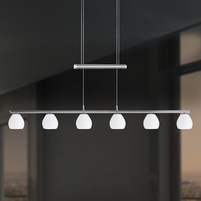 B.LEUCHTEN CALIENTE LED pendant light, 6 heads