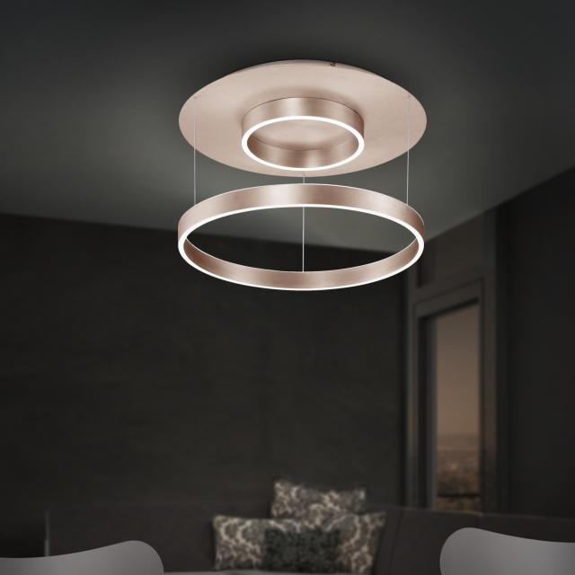 B-LEUCHTEN DELTA LED ceiling light