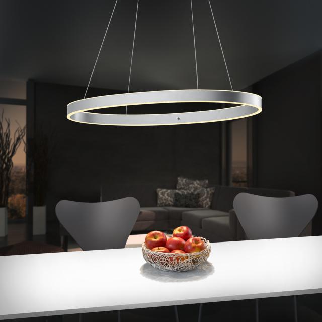 B-LEUCHTEN DELTA LED pendant light with dimmer