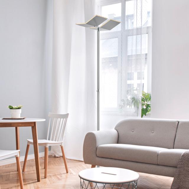 B-LEUCHTEN DOMI LED floor lamp with dimmer and CCT