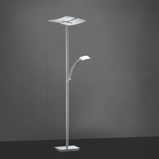 B-LEUCHTEN DUO LED floor lamp with dimmer
