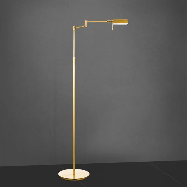 B-LEUCHTEN GRAZ LED floor lamp with dimmer