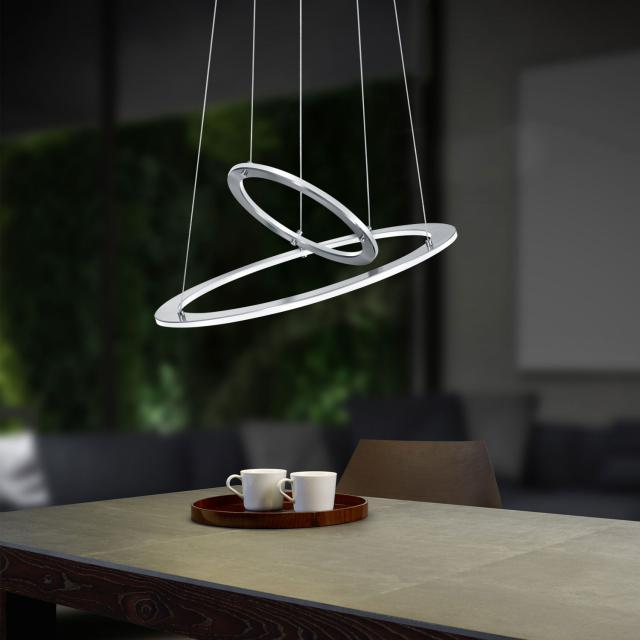 B-LEUCHTEN MICA LED pendant light with dimmer