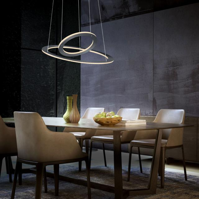 B-LEUCHTEN MICA LED pendant light with dimmer and CCT