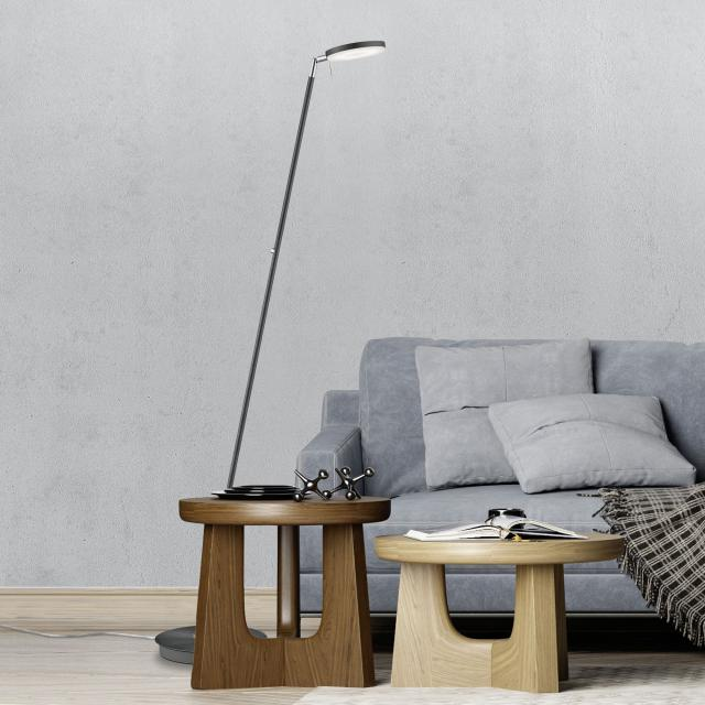 B-LEUCHTEN OMEGA LED floor lamp with dimmer and CCT