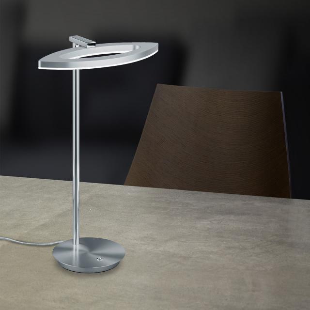 B-LEUCHTEN RIVER LED table lamp with dimmer