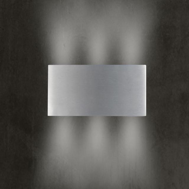 B-LEUCHTEN STREAM LED wall light, 6 heads