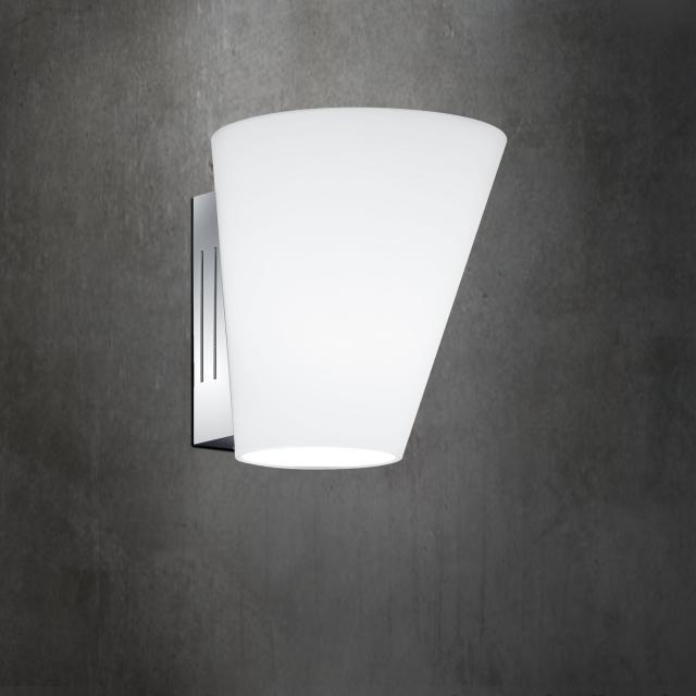B-LEUCHTEN STRESA LED wall light, conical