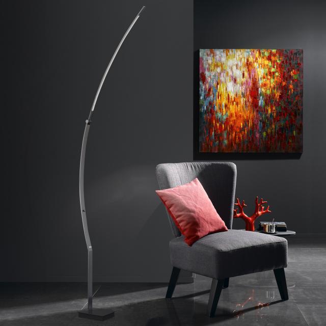 B-LEUCHTEN TREE LED floor lamp with dimmer